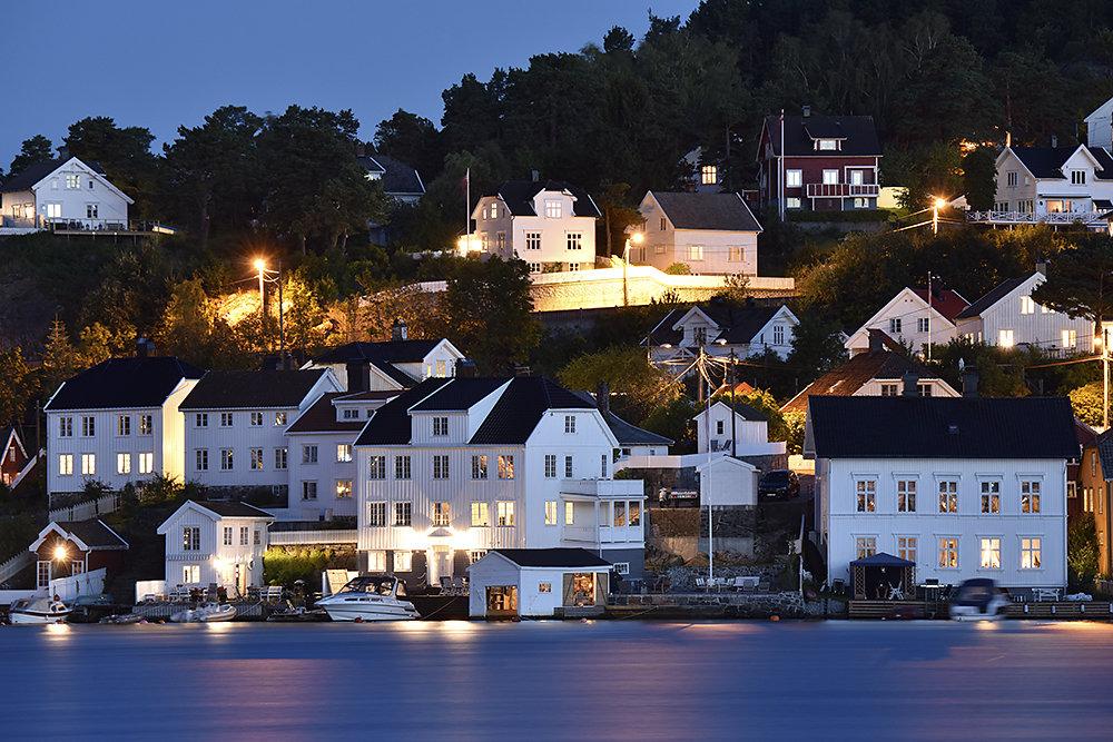 Nordseeküsten-Radweg - Norwegen